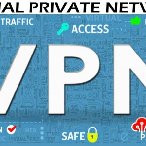🔐What is VPN | HOW does it WORKs ? |