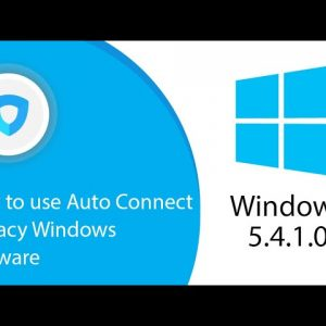 How to use Auto Connect in Ivacy Windows Software